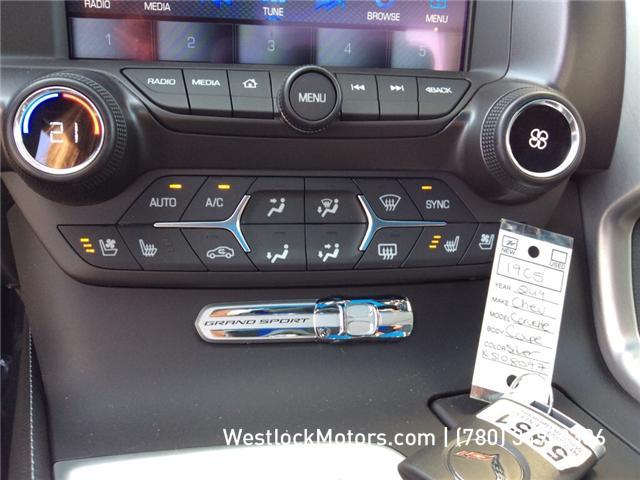2019 Chevrolet Corvette Grand Sport (Stk: 19C5) in Westlock - Image 16 of 24