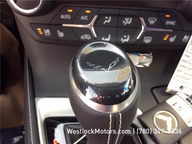 2019 Chevrolet Corvette Grand Sport (Stk: 19C5) in Westlock - Image 22 of 24