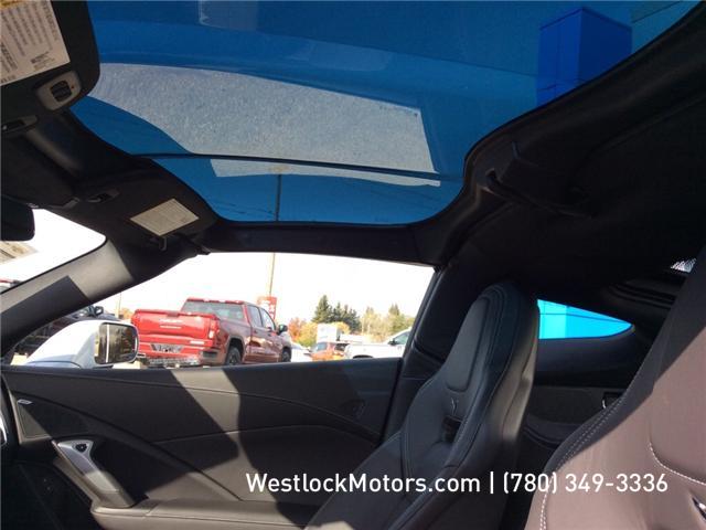 2019 Chevrolet Corvette Grand Sport (Stk: 19C5) in Westlock - Image 24 of 24