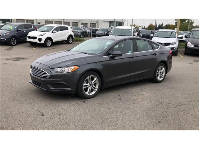2018 Ford Fusion SE (Stk: P0149) in Calgary - Image 4 of 22