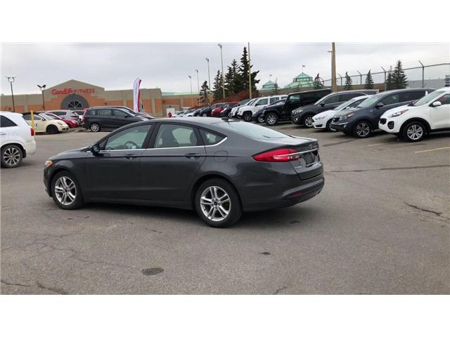 2018 Ford Fusion SE (Stk: P0149) in Calgary - Image 6 of 22