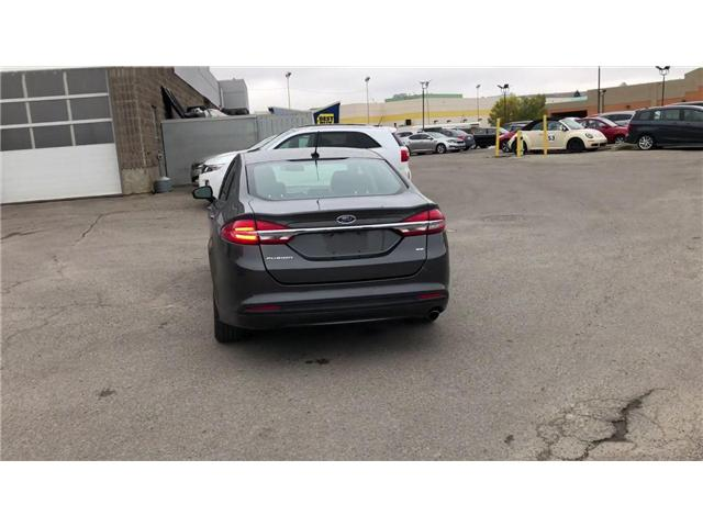 2018 Ford Fusion SE (Stk: P0149) in Calgary - Image 7 of 22