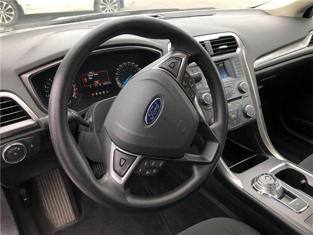 2018 Ford Fusion SE (Stk: P0149) in Calgary - Image 15 of 22