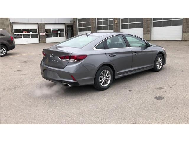 2018 Hyundai Sonata GL (Stk: P0150) in Calgary - Image 8 of 20