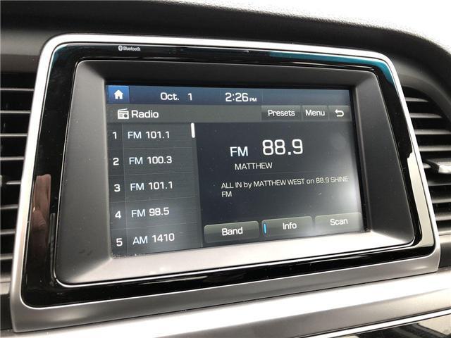2018 Hyundai Sonata GL (Stk: P0150) in Calgary - Image 16 of 20