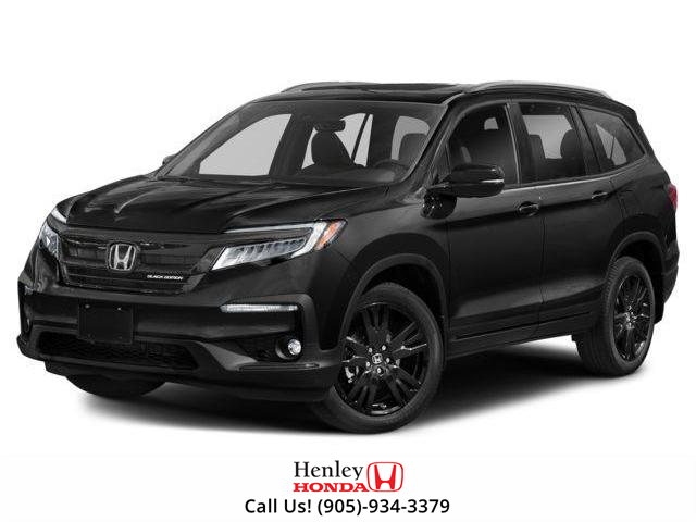 2019 Honda Pilot Black Edition (Stk: H17575) in St. Catharines - Image 1 of 9