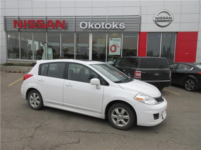 2012 Nissan Versa 1.8 SL (Stk: 7896) in Okotoks - Image 1 of 22