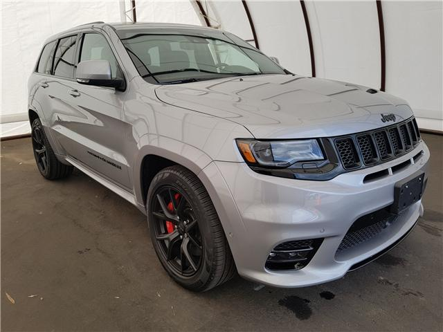2018 Jeep Grand Cherokee SRT (Stk: 180201) in Ottawa - Image 1 of 17