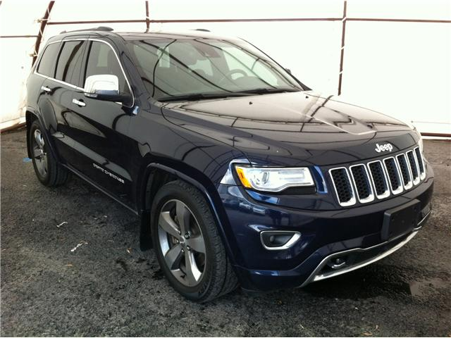 2015 Jeep Grand Cherokee Overland (Stk: R8189B) in Ottawa - Image 1 of 24
