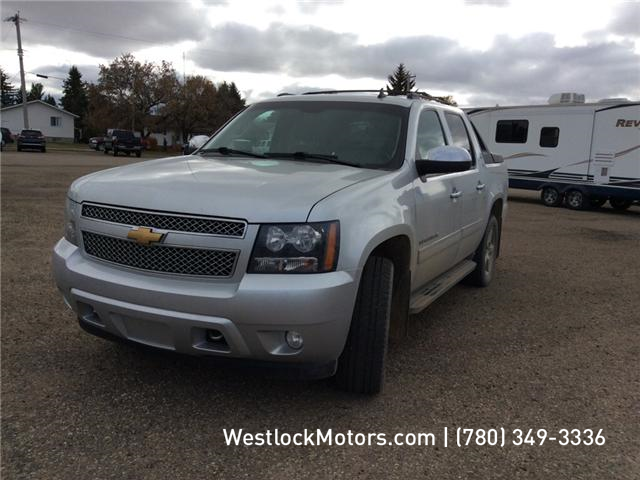 2012 Chevrolet Avalanche 1500 LTZ (Stk: 18T314A) in Westlock - Image 2 of 4