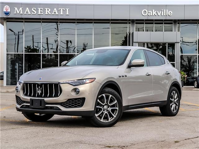 2017 Maserati Levante Base (Stk: 449MA) in Oakville - Image 1 of 30
