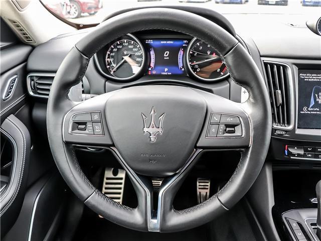 2017 Maserati Levante Base (Stk: 449MA) in Oakville - Image 12 of 30