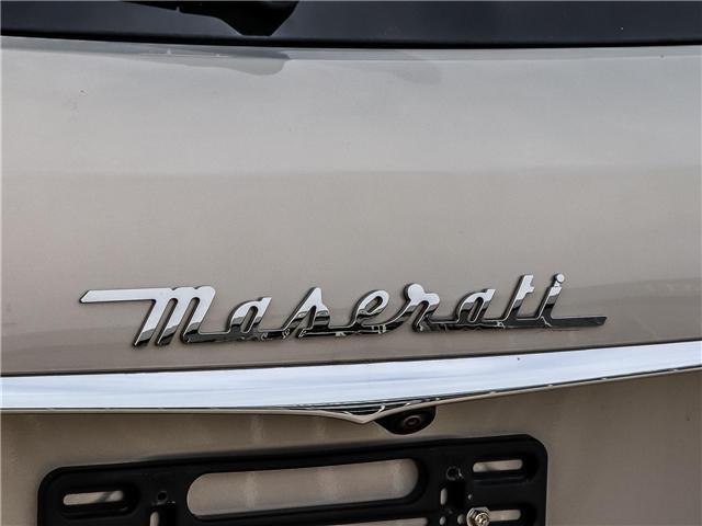 2017 Maserati Levante Base (Stk: 449MA) in Oakville - Image 24 of 30