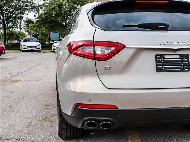 2017 Maserati Levante Base (Stk: 449MA) in Oakville - Image 28 of 30