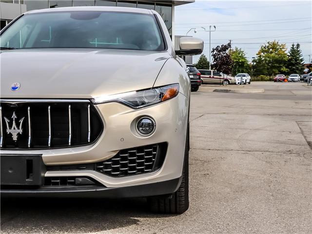 2017 Maserati Levante Base (Stk: 449MA) in Oakville - Image 29 of 30