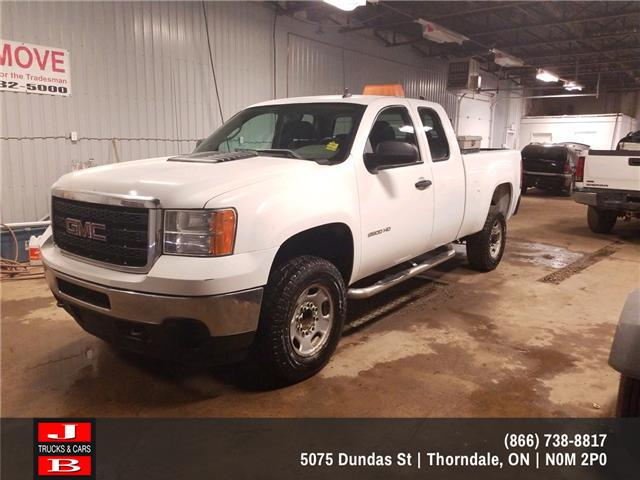 2012 GMC Sierra 2500HD WT (Stk: 5442) in Thordale - Image 1 of 7