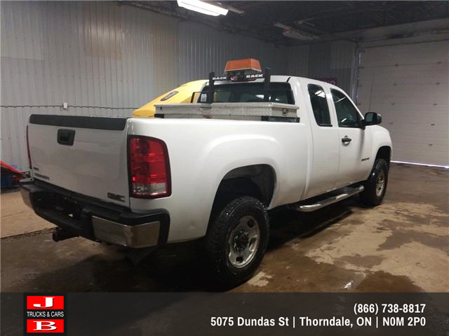 2012 GMC Sierra 2500HD WT (Stk: 5442) in Thordale - Image 2 of 7