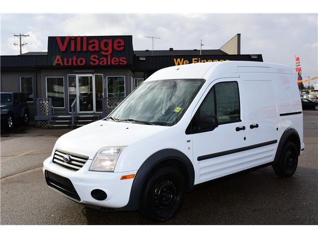 2010 Ford Transit Connect XLT (Stk: P35556) in Saskatoon - Image 1 of 21