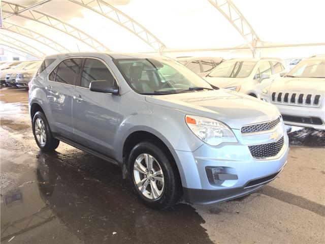 2015 Chevrolet Equinox LS (Stk: 122914) in AIRDRIE - Image 1 of 18