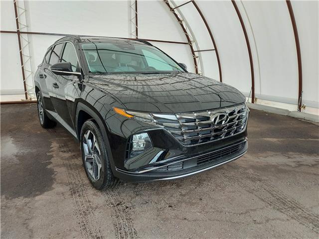 2022 Hyundai Tucson Hybrid Luxury (Stk: 17795) in Thunder Bay - Image 1 of 18