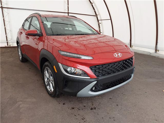 2022 Hyundai Kona 2.0L Preferred (Stk: 17801) in Thunder Bay - Image 1 of 17