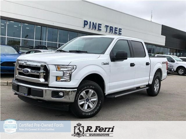 e677dcce3e 2017 Ford F-150 XLT XLT at  35880 for sale in Vaughan - Ferrari of ...