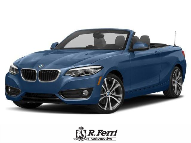 2019 BMW 230i xDrive (Stk: 27595) in Woodbridge - Image 1 of 9