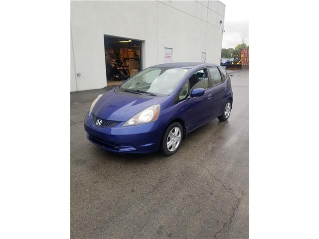 2013 Honda Fit Sport 5-Speed AT LX (Stk: p18-180) in Dartmouth - Image 1 of 9