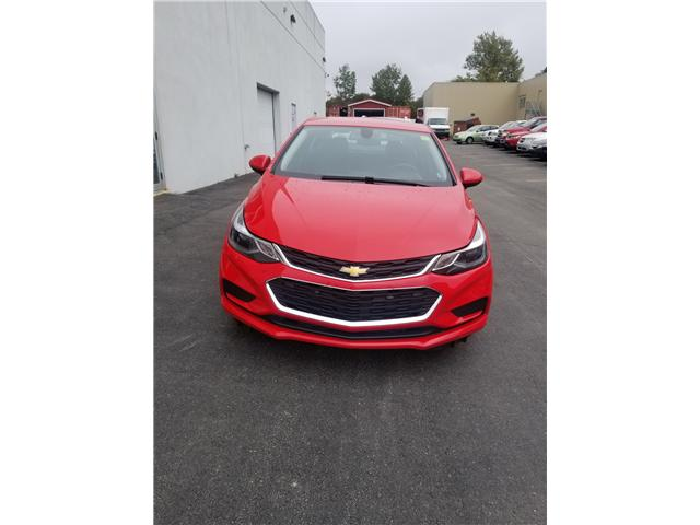 2017 Chevrolet Cruze LT Auto (Stk: p18-177) in Dartmouth - Image 2 of 7