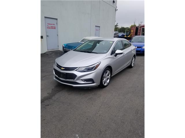 2017 Chevrolet Cruze Premier Auto (Stk: p18-191) in Dartmouth - Image 1 of 9