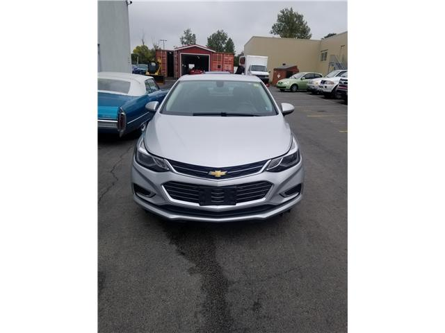 2017 Chevrolet Cruze Premier Auto (Stk: p18-191) in Dartmouth - Image 2 of 9