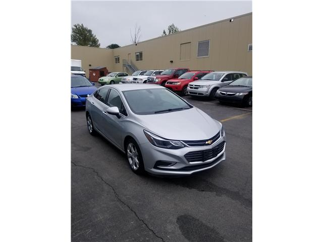 2017 Chevrolet Cruze Premier Auto (Stk: p18-191) in Dartmouth - Image 3 of 9