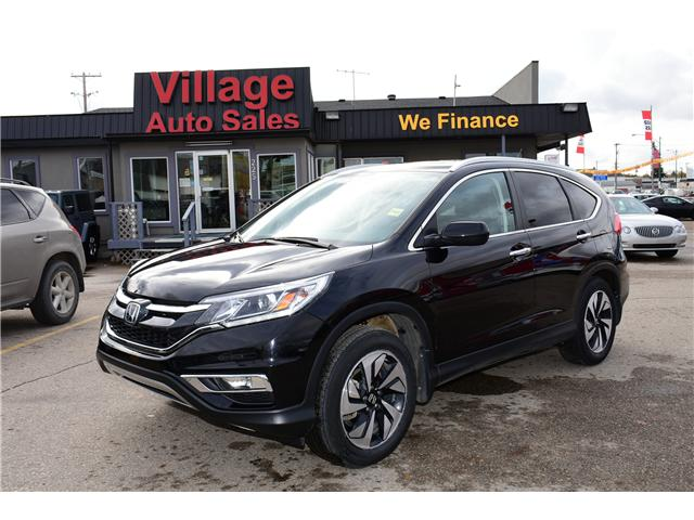2016 Honda CR-V Touring (Stk: P35619) in Saskatoon - Image 1 of 30