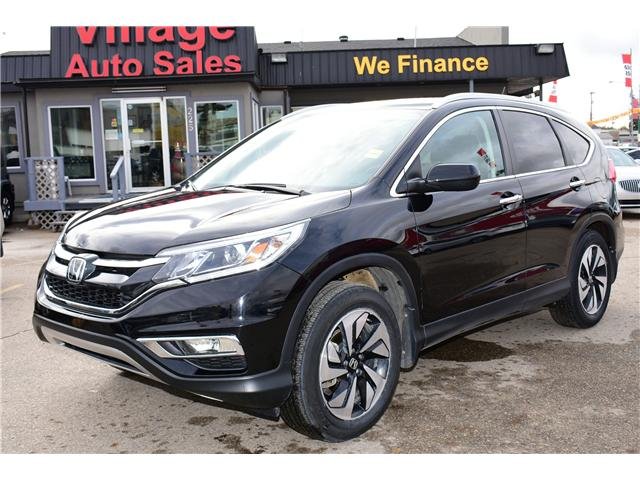 2016 Honda CR-V Touring (Stk: P35619) in Saskatoon - Image 2 of 30
