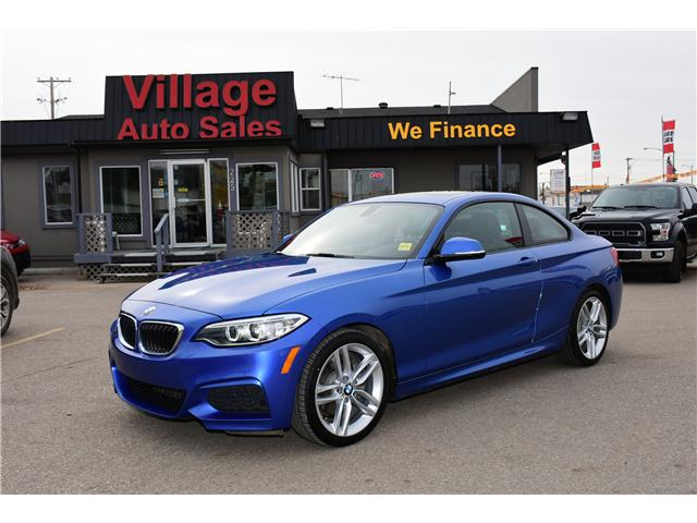 2016 BMW 228i xDrive (Stk: P35594) in Saskatoon - Image 1 of 27