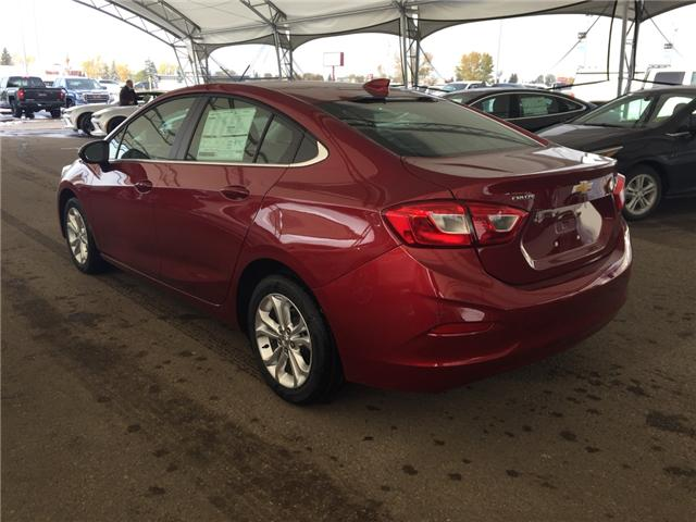 2019 Chevrolet Cruze LT (Stk: 168119) in AIRDRIE - Image 4 of 20