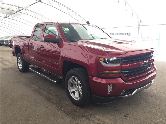 2019 Chevrolet Silverado 1500 LD LT (Stk: 168637) in AIRDRIE - Image 1 of 18