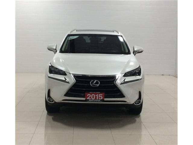 2015 Lexus NX 200t Base (Stk: P5033) in Sault Ste. Marie - Image 2 of 12