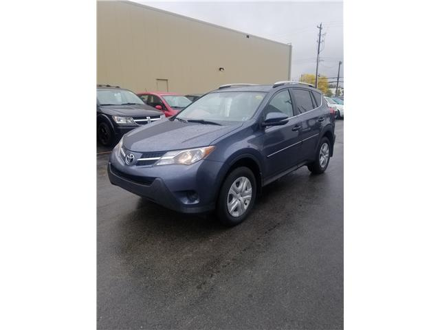 2013 Toyota RAV4 LE AWD (Stk: p18-153) in Dartmouth - Image 1 of 7