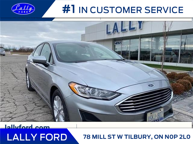 2020 Ford Fusion SE (Stk: SFU6541) in Tilbury - Image 1 of 16