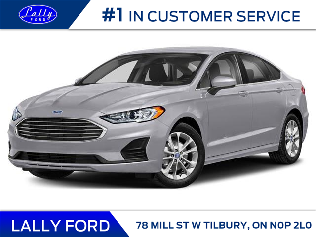 2020 Ford Fusion SE (Stk: FU26522) in Tilbury - Image 1 of 9
