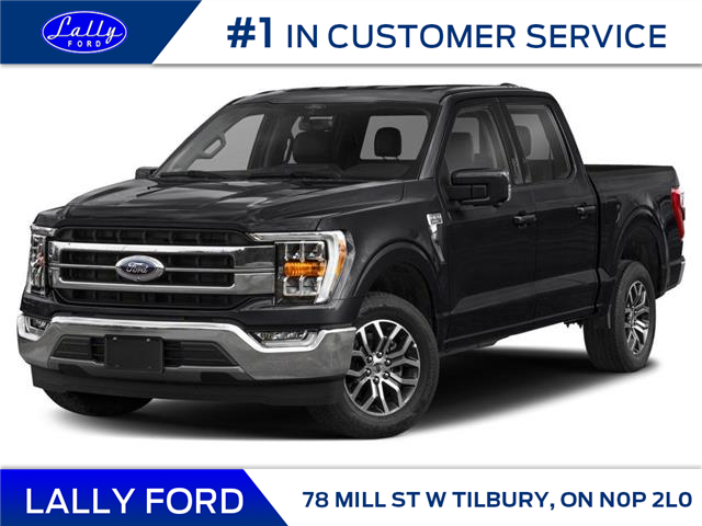 2021 Ford F-150 Lariat (Stk: FF28031) in Tilbury - Image 1 of 9