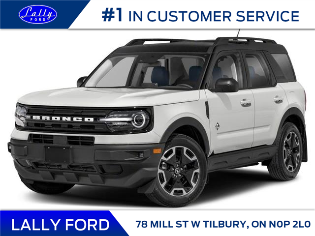 2021 Ford Bronco Sport Outer Banks (Stk: BR27931) in Tilbury - Image 1 of 9