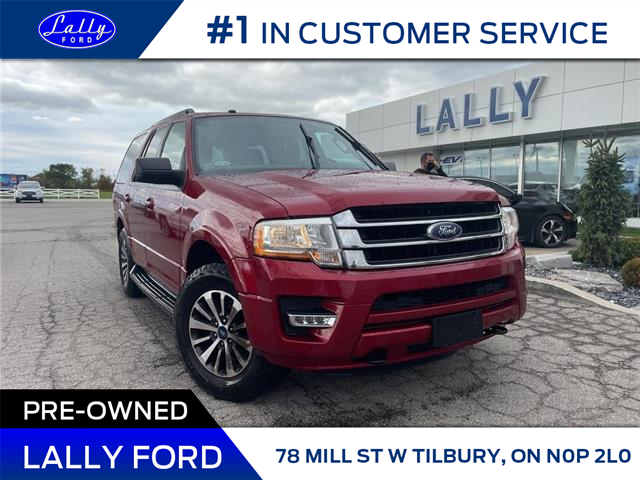 2016 Ford Expedition XLT (Stk: 7124A) in Tilbury - Image 1 of 24