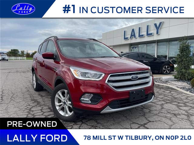 2018 Ford Escape SEL (Stk: 28011A) in Tilbury - Image 1 of 20