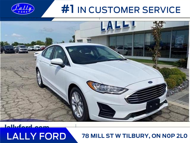 2020 Ford Fusion SE (Stk: FU26532) in Tilbury - Image 1 of 12