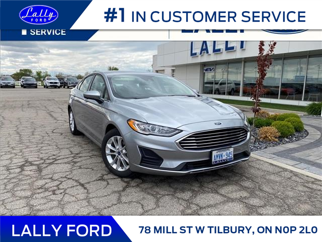 2020 Ford Fusion SE (Stk: FU26523) in Tilbury - Image 1 of 17