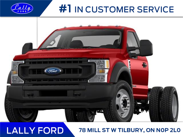 2022 Ford F-550 Chassis XLT (Stk: FF27919) in Tilbury - Image 1 of 2