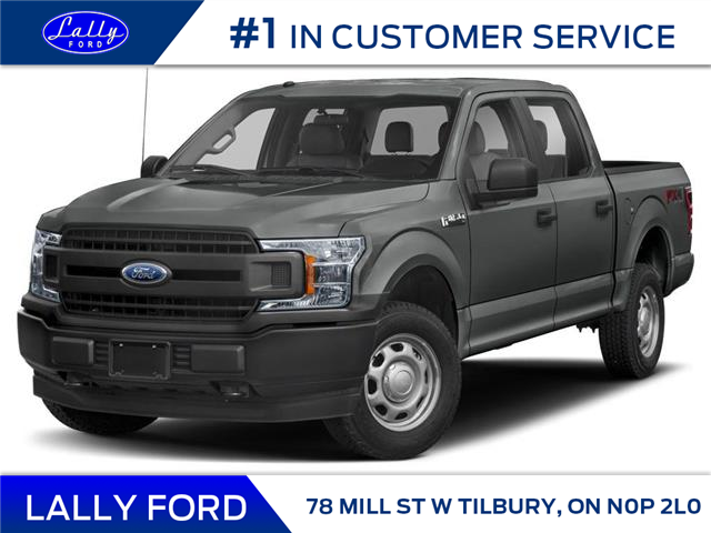 2019 Ford F-150  (Stk: LB249) in Tilbury - Image 1 of 9