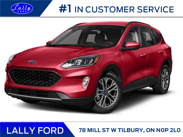2020 Ford Escape SEL (Stk: S10705R) in Tilbury - Image 1 of 9